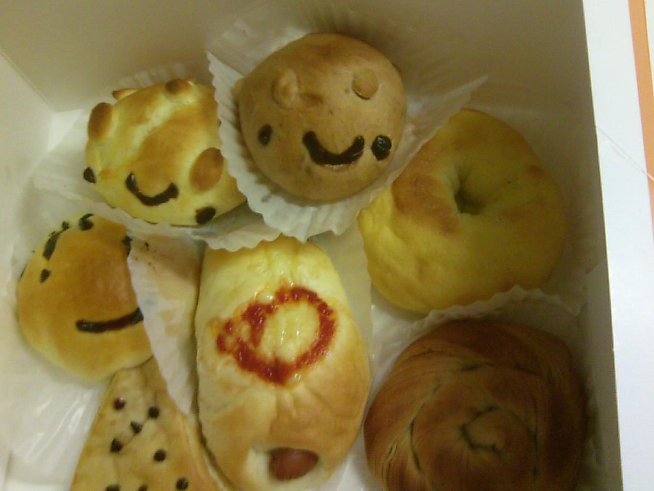 *パン教室*